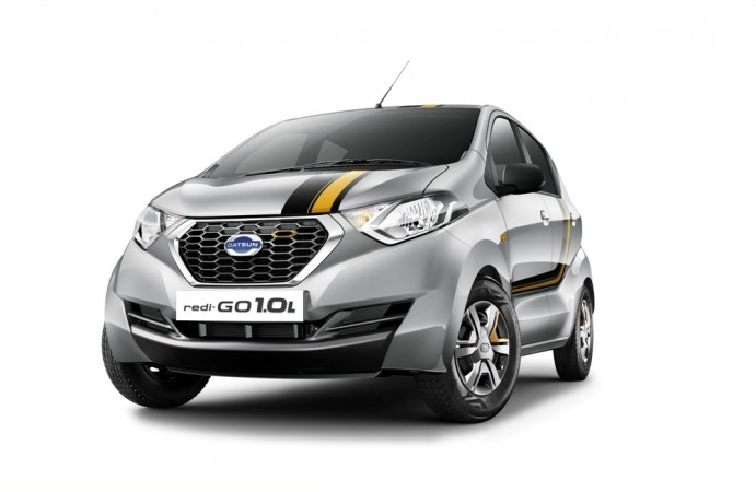 Datsun redi-GO AMT Bookings Start at Rs. 10000