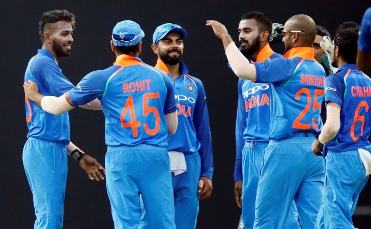 Rohit ton gives India comprehensive series win