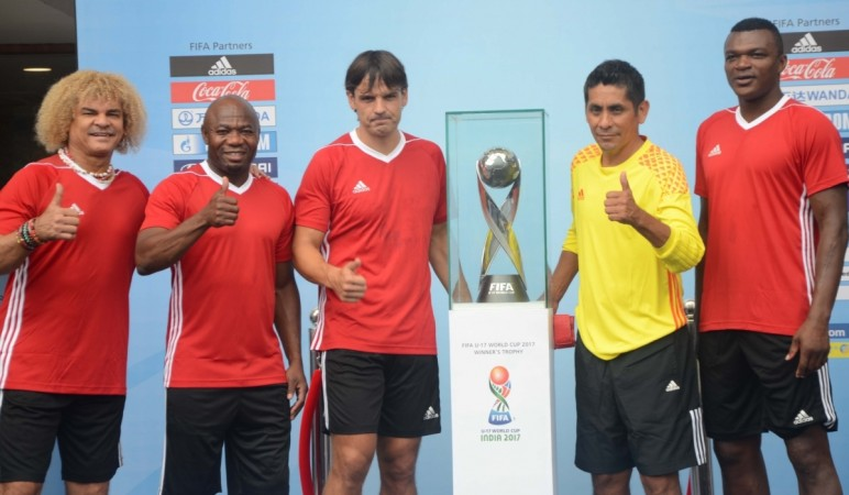 Vinicius Junior not to play Federation Internationale de Football Association U-17 World Cup