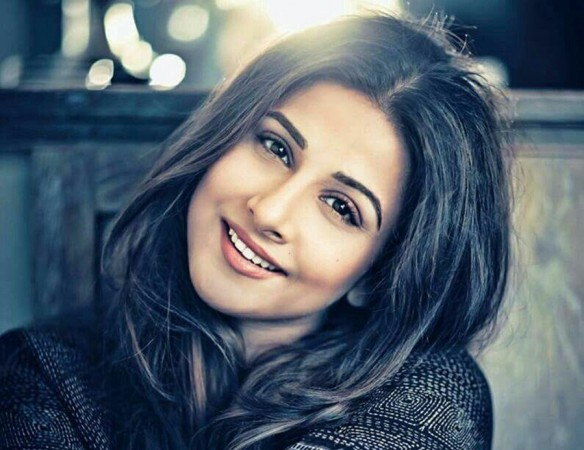 Actress Vidya Balan met with a auto accident in Mumbai suburb, Bandra