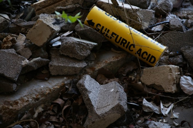 Bengaluru: Two boys die after mistakenly drinking acid