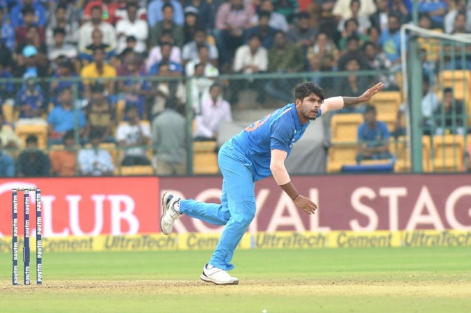 I would love to play all formats: Umesh