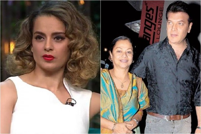 Kangana Ranaut's lawyer responds to Aditya Pancholi-Zarina Wahab's legal notice
