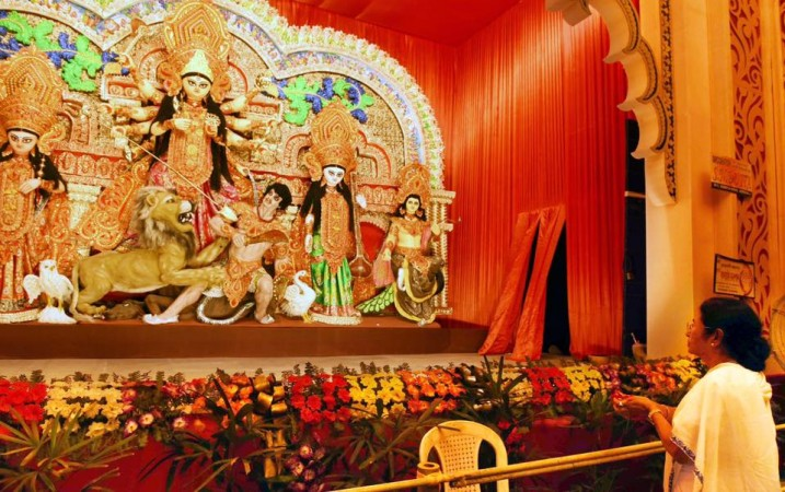 Mamata thanks people for participating in Durga Puja festival