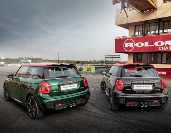 Mini Jcw Pro Edition Launched At Rs 43 90 Lakh Bookings