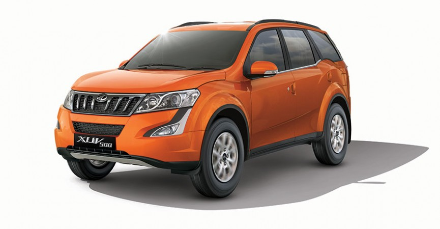Mahindra launches XUV500 petrol at Rs 15.49 lakh
