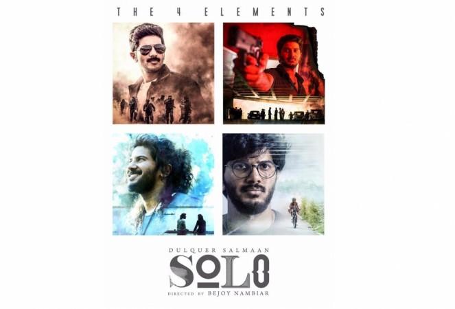 Solo, Dulquer Salmaan, Bejoy nambiar