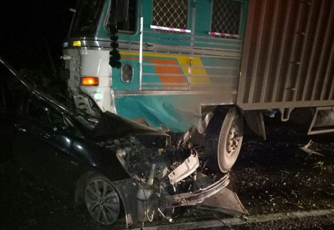 Auto run over by truck, four youngsters from Kerala killed in Bengaluru