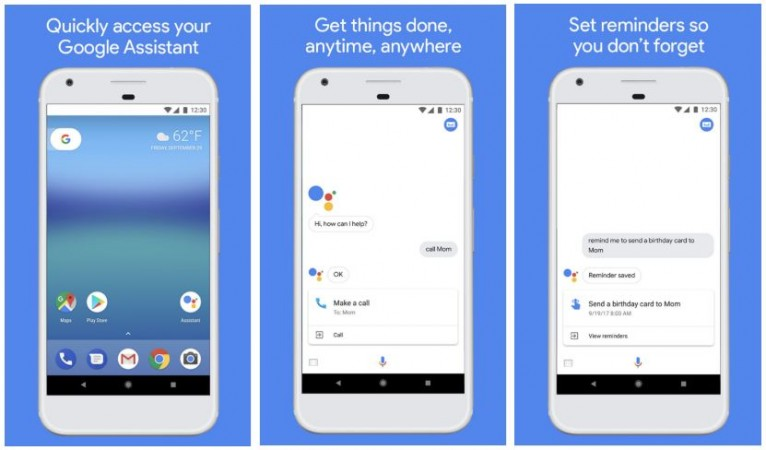 Build voice-enabled solutions for Google Assistant in India now
