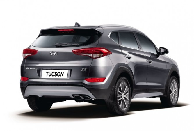 Hyundai rolls out Tucson with 4WD system at Rs 25.19 lakh
