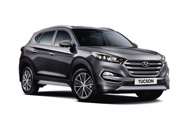 Hyundai Tucson Four-Wheel Drive Launched In India At ₹ 25.19 Lakh