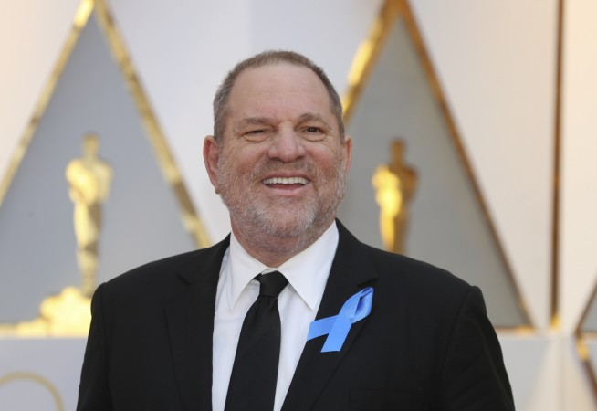 Hollywood stars slam Harvey Weinstein