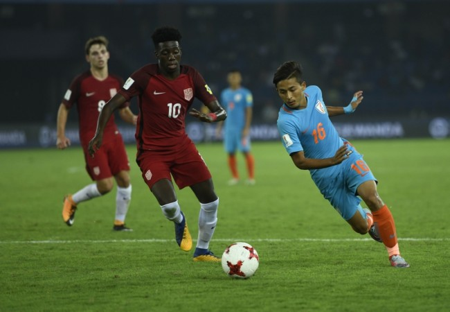India lose 1-2 to Colombia