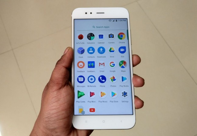 Xiaomi Mi A1 Android One review camera design,price specifications launch features