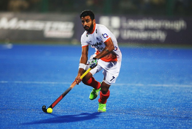 India, Japan at level 1-1 after 1st quarter