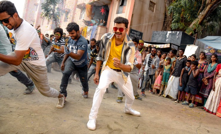 Vijay's Mersal Set To Explode On Screen!