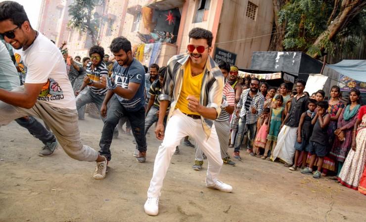 Vijay's Mersal breaks SS Rajamouli's Baahubali 2 record