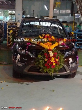 Tata Hexa, Tata Hexa new, Tata Hexa Diwali edition