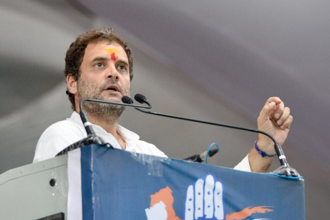 Punjab Cong. passes resolution to appoint Rahul as AICC President