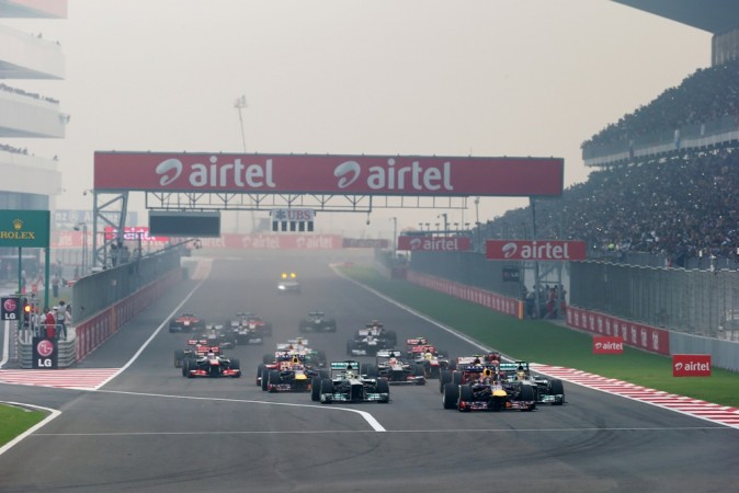 Buddh International Circuit, Indian grand prix