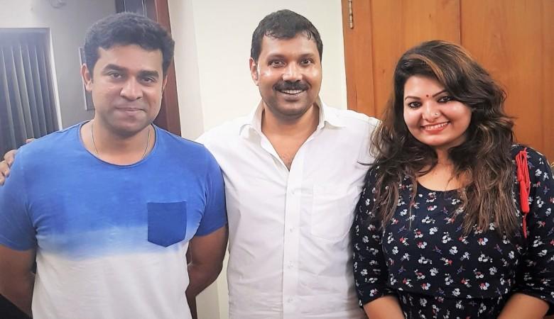 Vijay babu, Sandra Thomas