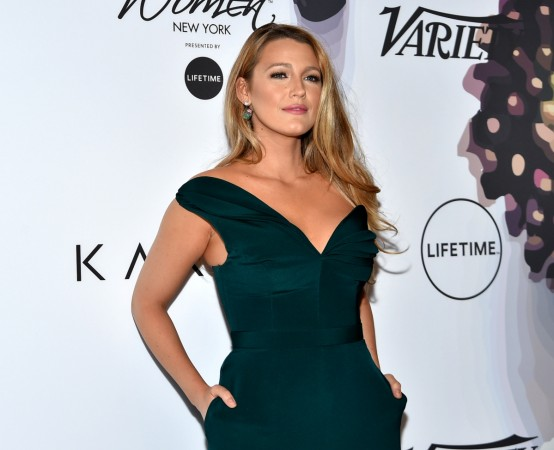 Blake Lively opens up about her sexual harassment experience