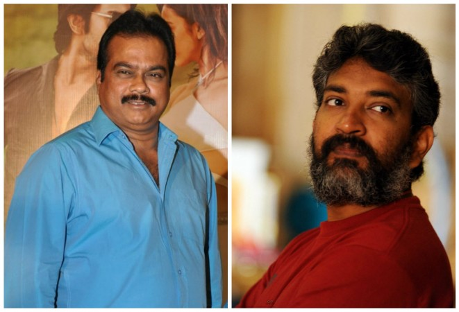 SS Rajamouli's next is a social drama