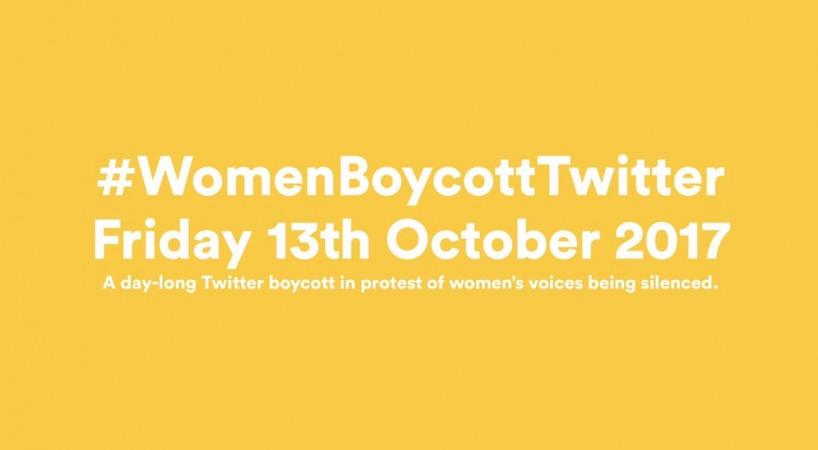 Women Boycott Twitter