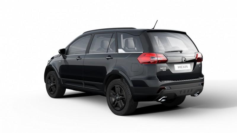 Tata Hexa limited edition