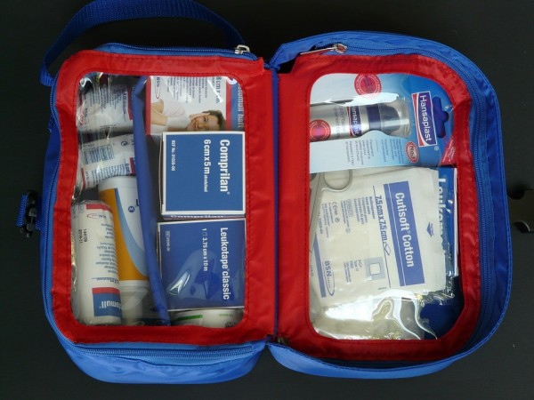 first aid kit,