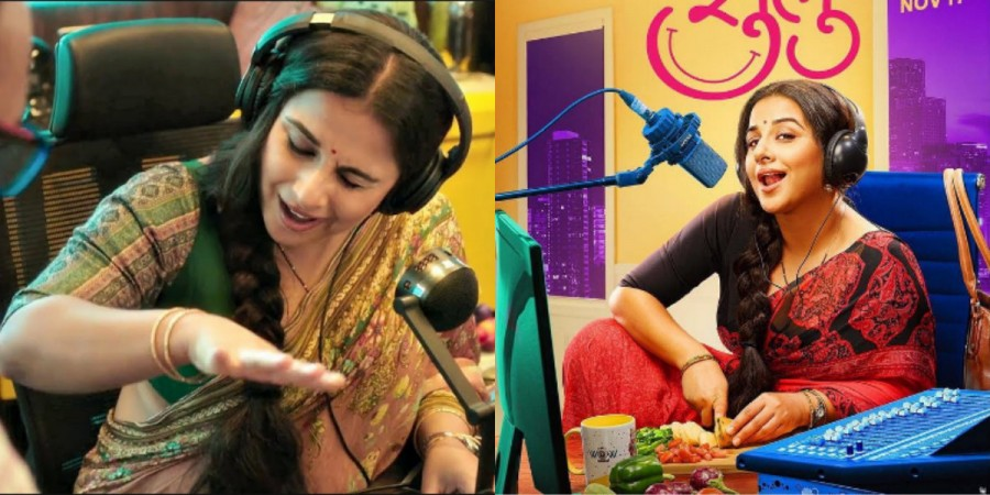 Tumhari Sulu trailer released: Vidya Balan becomes a radio jockey!!!