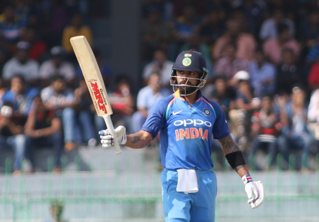India bat against New Zealand in first ODI