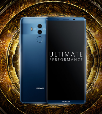 Huawei Mate 10 Pro now on sale in US