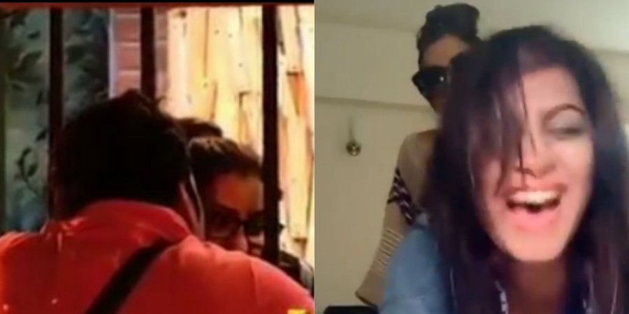 Bigg Boss 11: Vikas Gupta Secretly KISSES Shilpa Shinde