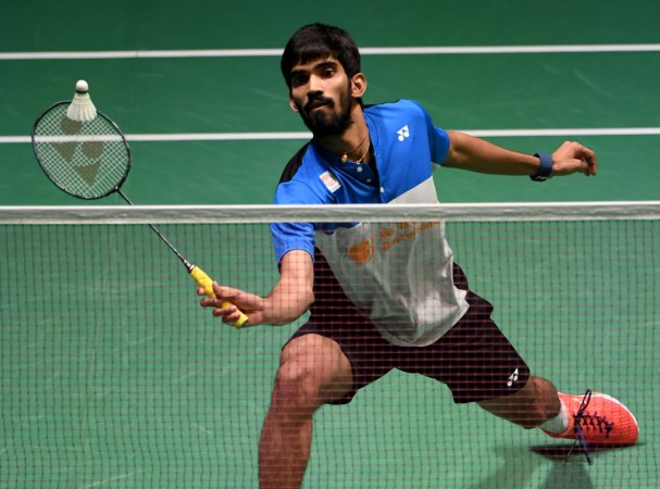 Narendra Modi wishes Indian badminton star Kidambi Srikanth over title win