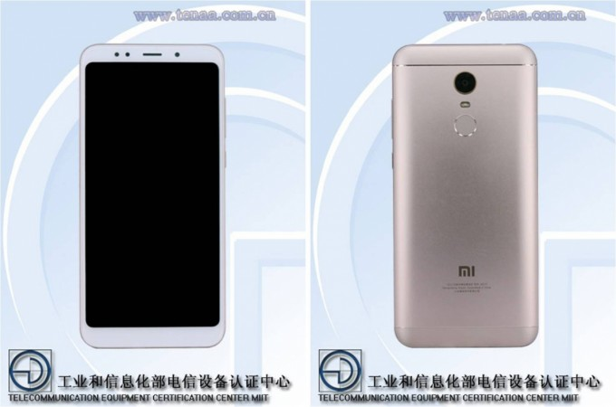 Xiaomi Redmi Note 5 With 18 9 Display And Front Led Flash: Redmi Note 5? Full-screen Xiaomi Phone With 18:9 Display