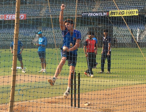 Mumbai ODI: India win toss, elect to bat against Kiwis