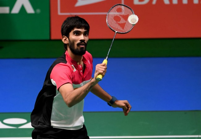 Indian shuttler Kidambi Srikanth rises to No.2 in BWF rankings