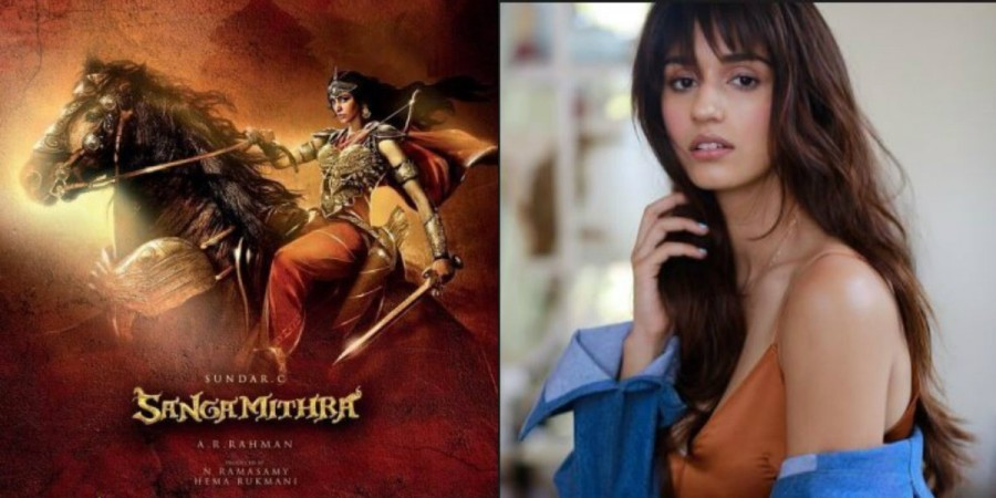 Actress Disha Patani to star in fantasy-epic 'Sangamithra'