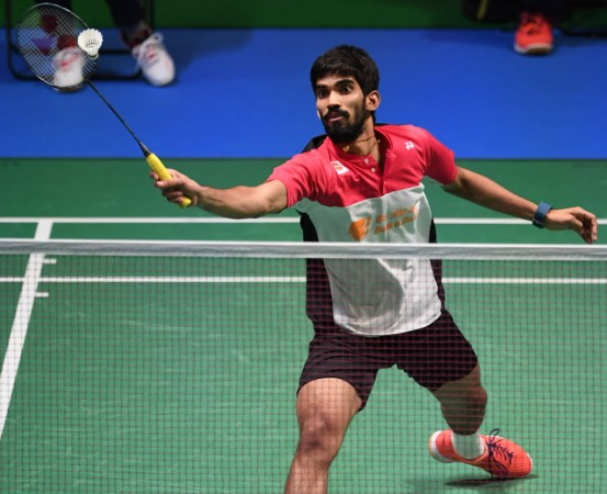 Kidambi Srikanth to win Sr National Badminton Championships