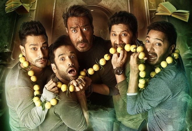 Golmaal Again team celebrates success with media over lunch