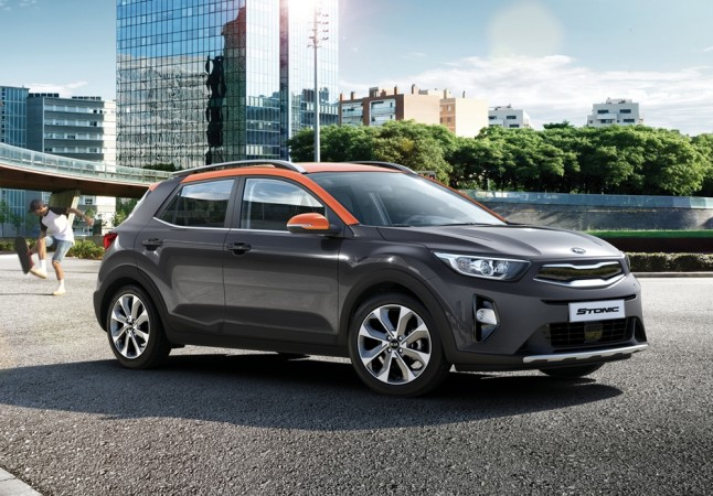 kia stonic crossover suv likely to be launched in india hints chief design officer of hyundai. Black Bedroom Furniture Sets. Home Design Ideas