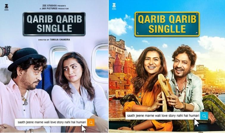download qarib qarib single movie