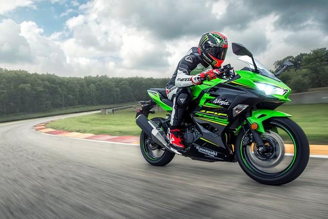 Engine Life Of A Kawasaki Ninja R