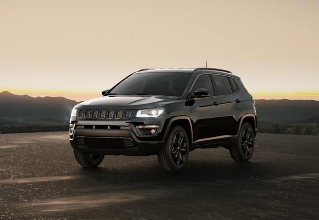 Jeep Compass Night Eagle edition