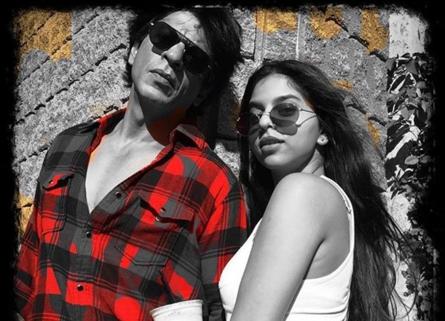 Suhana Khan confident in her sun kissed avatar