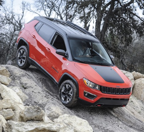 Jeep starts manufacturing Compass Trailhawk at Pune plant for export