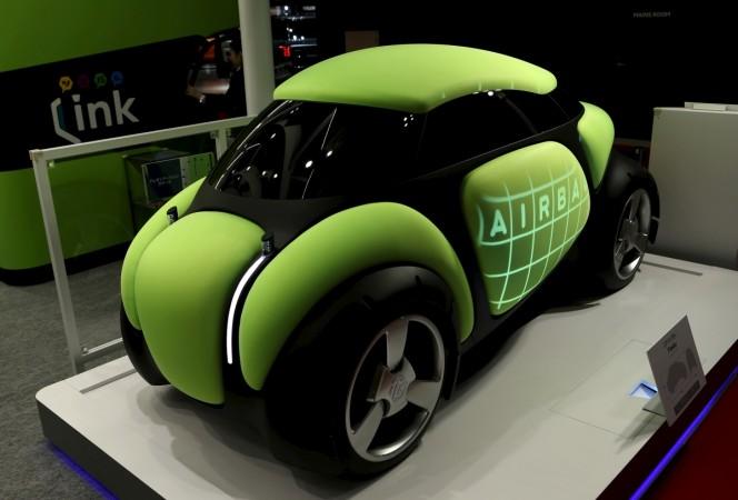 Flesby II ultra-compact vehicle