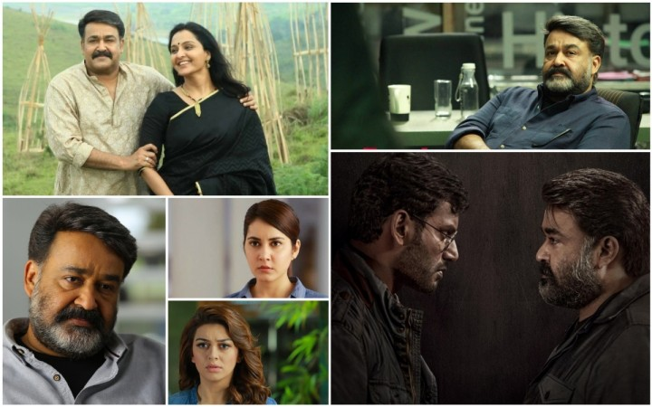 Villain, Mohanlal, B Unnikrishnan, Hansika Motwani, Vishal