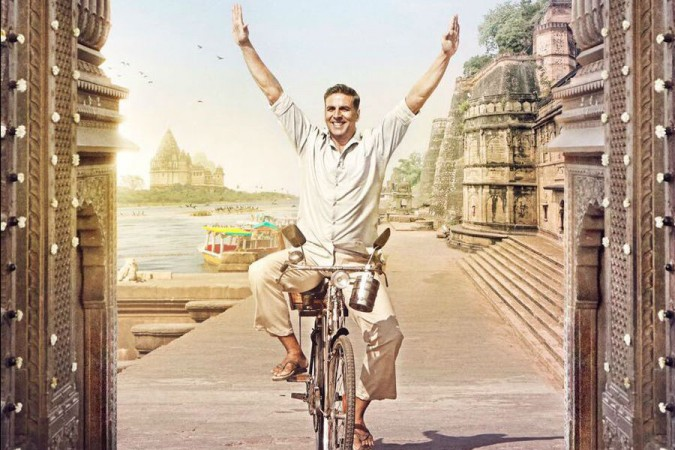 Padman: Akshay Kumar shares a happy new poster!